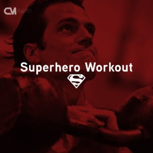 Superhero Workout