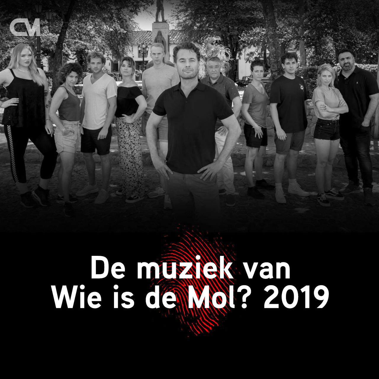 De Muziek van Wie Is De Mol 2019