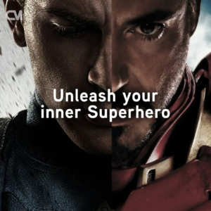 Unleash Your Inner Superhero