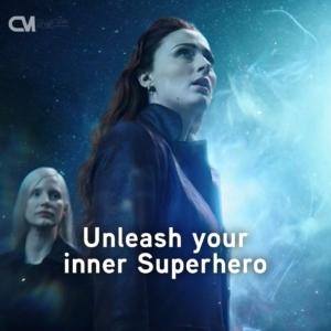 Unleash Your Inner Superhero [7 juni 2019]