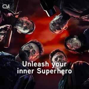 2019-08-21 Unleash Your Inner Superhero
