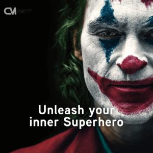 2019-10-22 Unleash Your Inner Superhero
