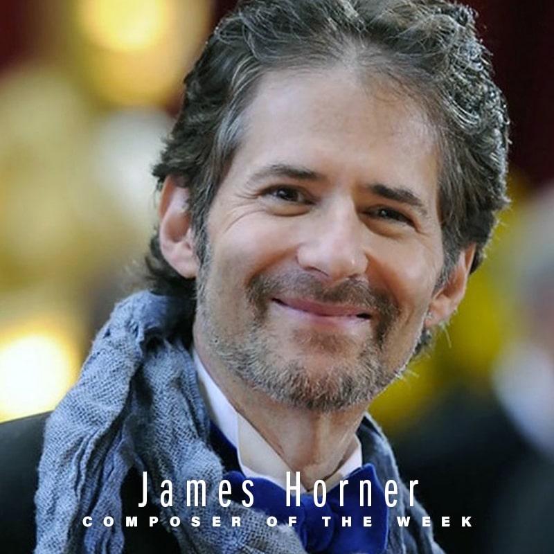Composer of the Week: James Horner