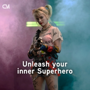 Unleash Your Inner Superhero with these amazing scores