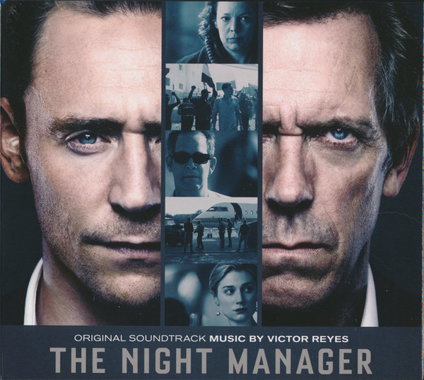 Victor Reyes - The Night Manager