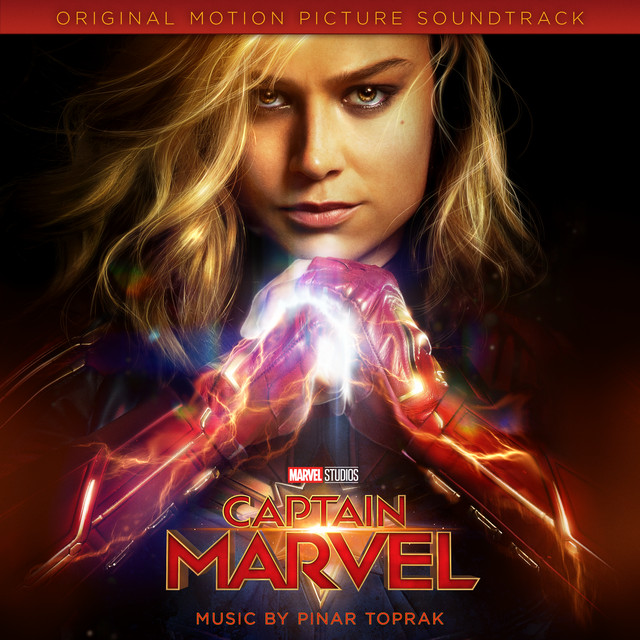 Pinar Toprak - Captain Marvel