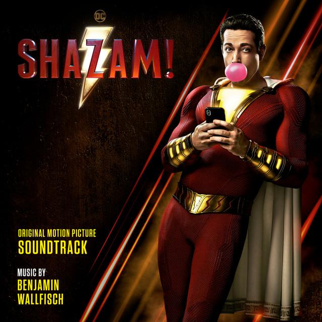 Benjamin Wallfisch - Shazam