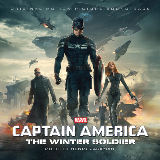 Henry Jackman - Captain America The Winter Soldier