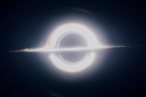 Het black hole van Interstellar