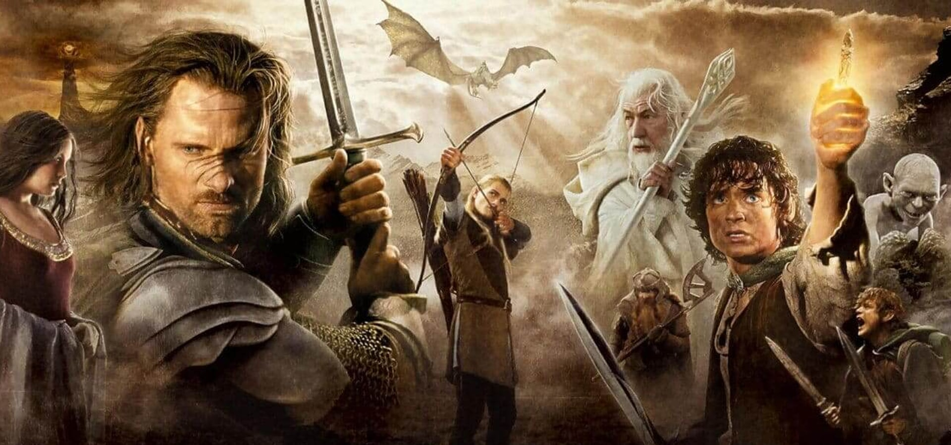 Movie Tunes - Lord Of The Rings Special